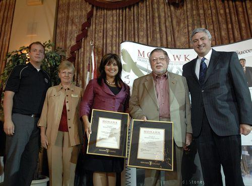 Friend of Mohawk Award