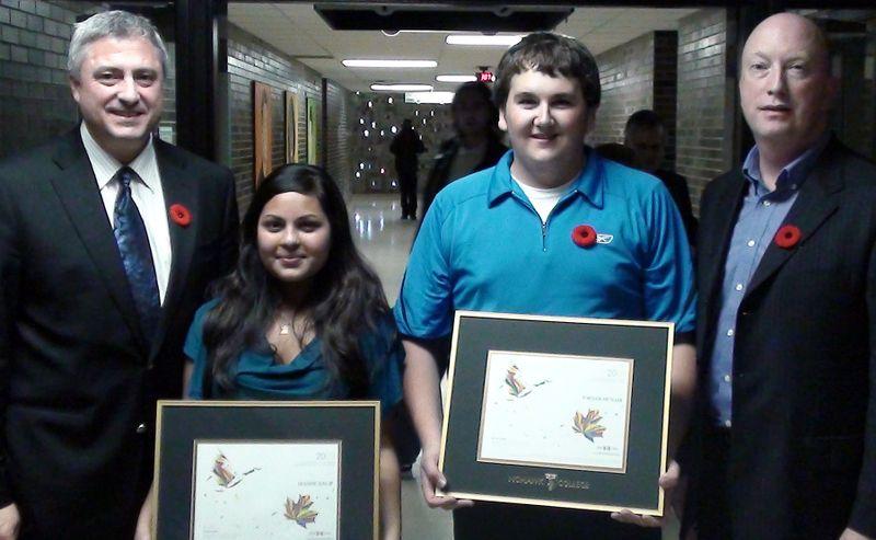 Millennium Scholarship awards
