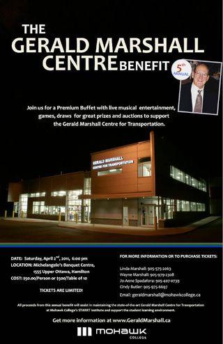 Gerald Marshall Centre