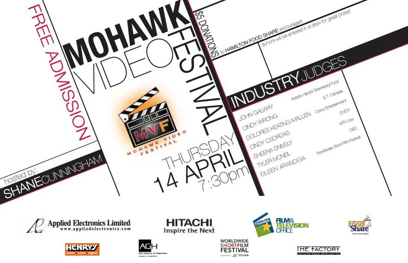 Capture-Mohawk Video Festival 2011_poster