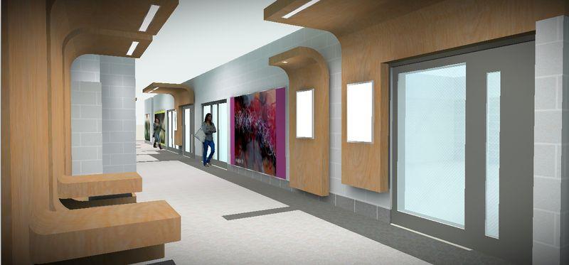 1108-Hallway Artwork
